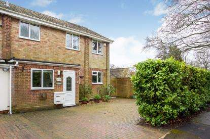 3 Bedrooms End Of Terrace House for sale in Lovedean, Waterlooville, Hampshire