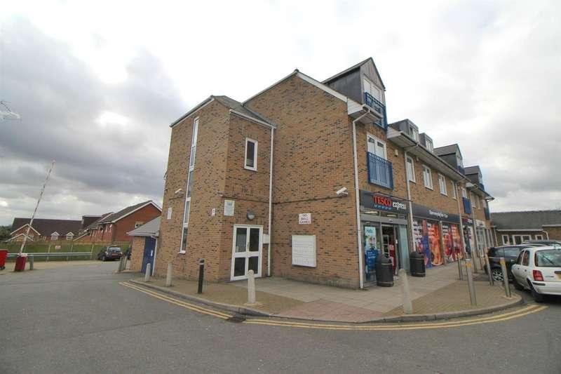 2 Bedrooms Flat for sale in Stockbridge Close, Cheshunt, Waltham Cross