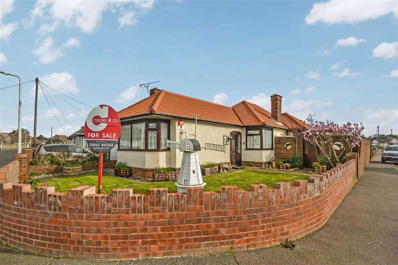 2 Bedrooms Detached Bungalow for sale in Marrose Avenue, Ramsgate, Kent