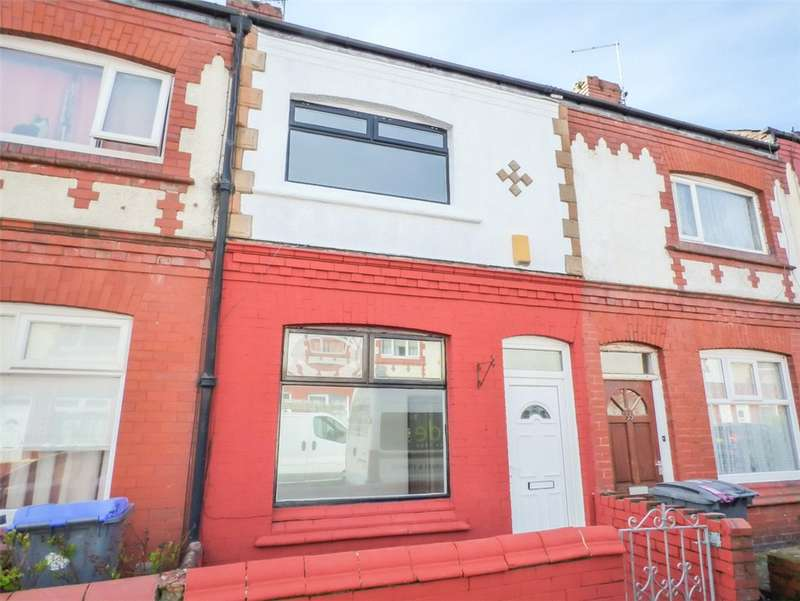 2 Bedrooms Terraced House for sale in Newcastle Avenue, Stanley Park, Blackpool
