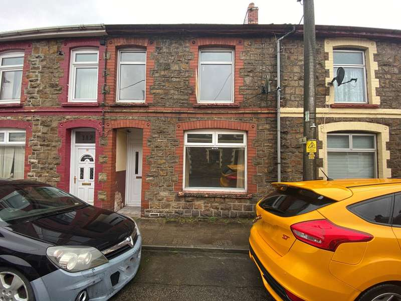 3 Bedrooms Terraced House for sale in Mount Pleasant Road, Ebbw Vale, NP23