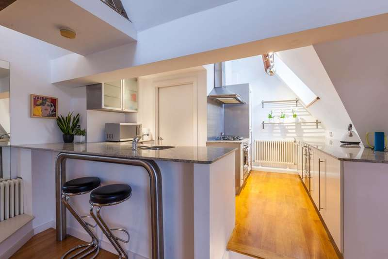 3 Bedrooms Flat for sale in Park Lofts, Brixton, SW2