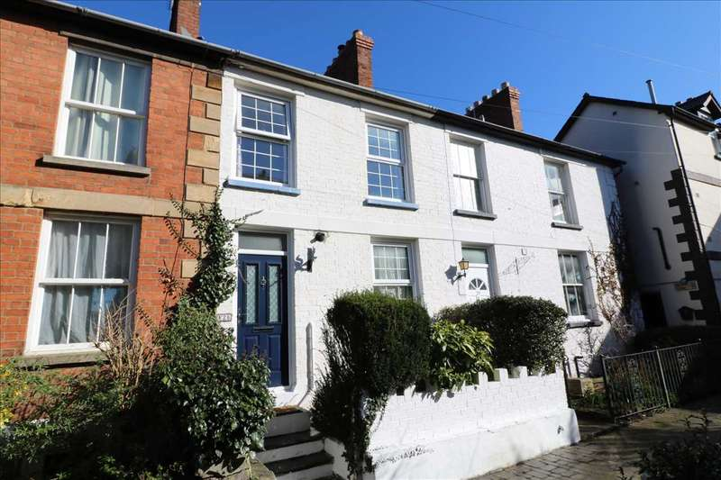 3 Bedrooms Terraced House for sale in Crofts Lane, 28, Ross-on-Wye