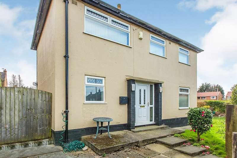 3 Bedrooms End Of Terrace House for sale in Cartmel Place, Ashton-on-ribble, Preston, Lancashire, PR2