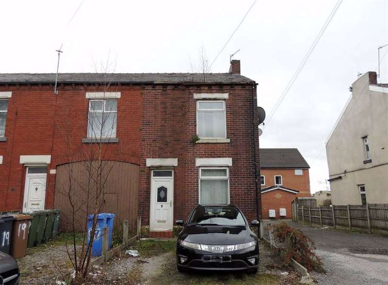 3 Bedrooms End Of Terrace House for sale in Leicester Street, Ashton-under-lyne