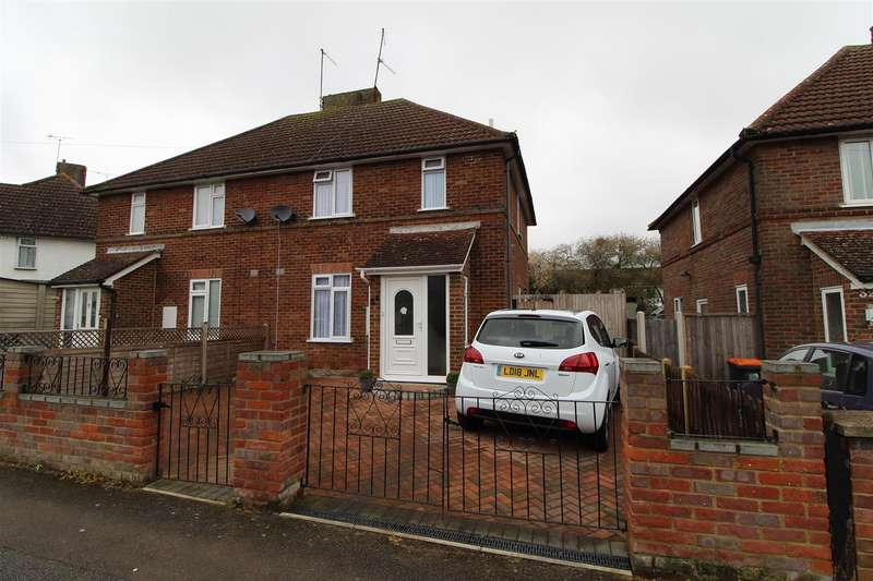 3 Bedrooms Semi Detached House for sale in Worthington Road, Dunstable