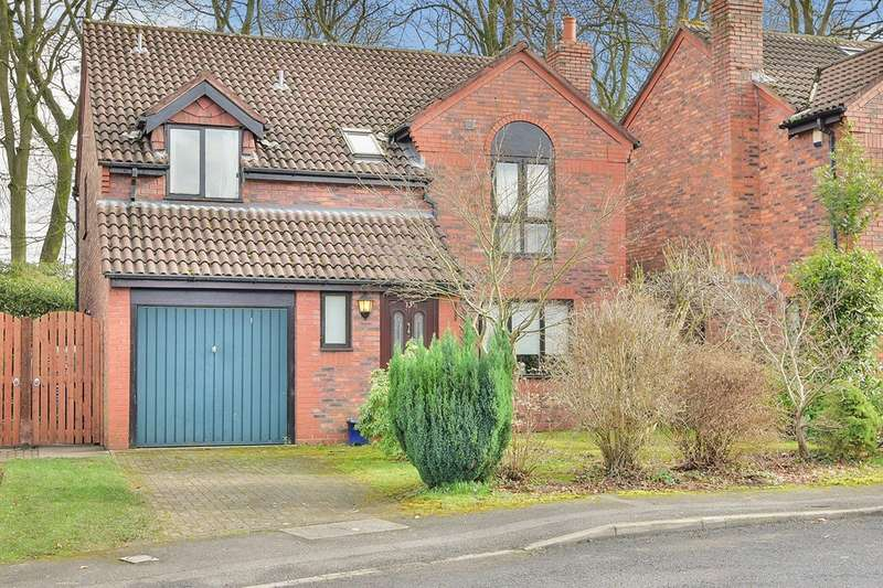 5 Bedrooms Detached House for sale in Winchester Park, Didsbury, Greater Manchester, M20