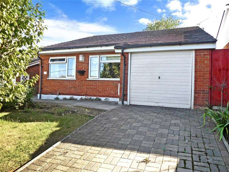 3 Bedrooms Detached Bungalow for sale in Lords Wood Lane, , Lords Wood, Chatham, Kent