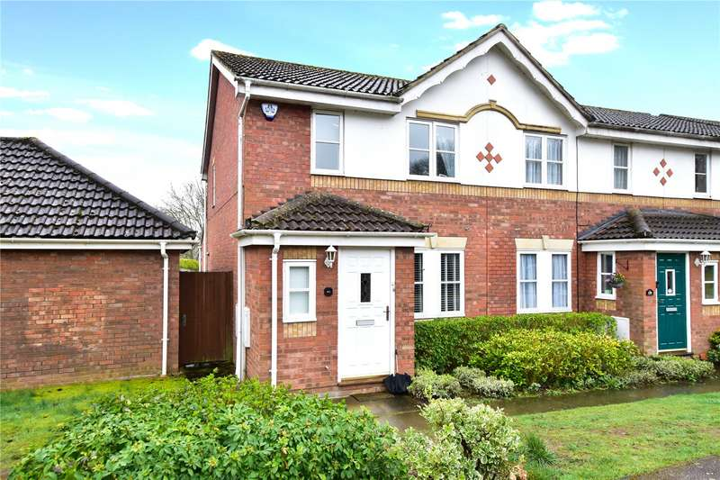 3 Bedrooms End Of Terrace House for sale in Byewaters, Watford, Hertfordshire, WD18