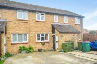 2 Bedrooms Terraced House for sale in Carey Close, New Romney, Kent, .