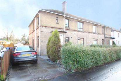 3 Bedrooms Flat for sale in Kinellar Drive, Garscadden, Glasgow