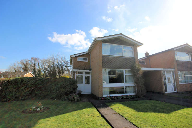 4 Bedrooms Detached House for sale in Brookfield Avenue, Loughborough