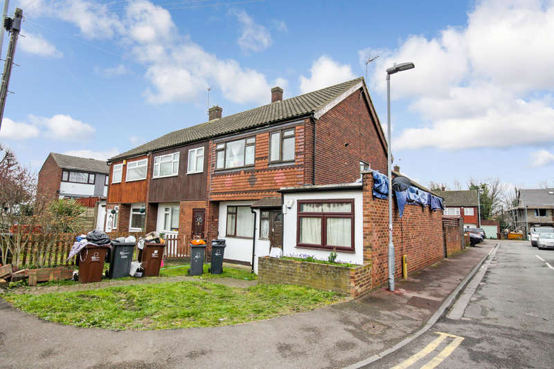 5 Bedrooms End Of Terrace House for sale in Ballards Road, Dagenham