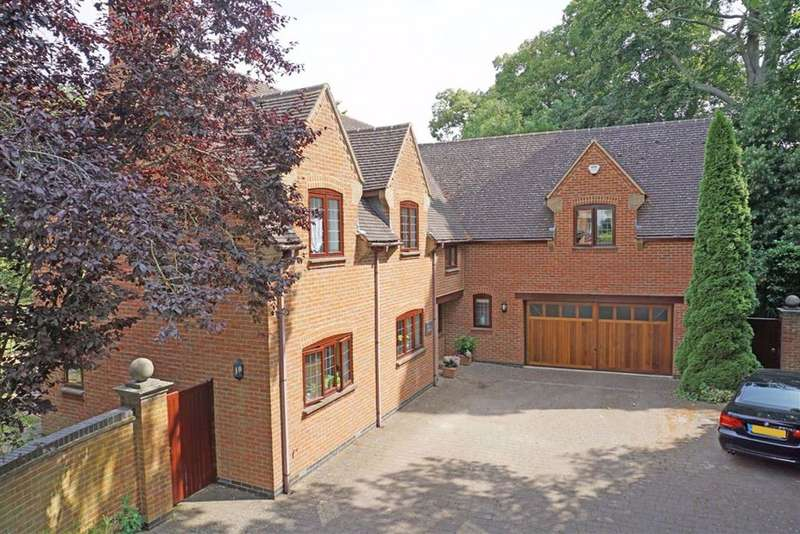5 Bedrooms Detached House for sale in Home Farm Grove, Arthingworth, Market Harborough