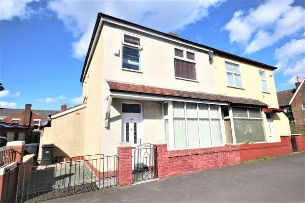 3 Bedrooms Semi Detached House for sale in Blackpool Road, Preston, PR2
