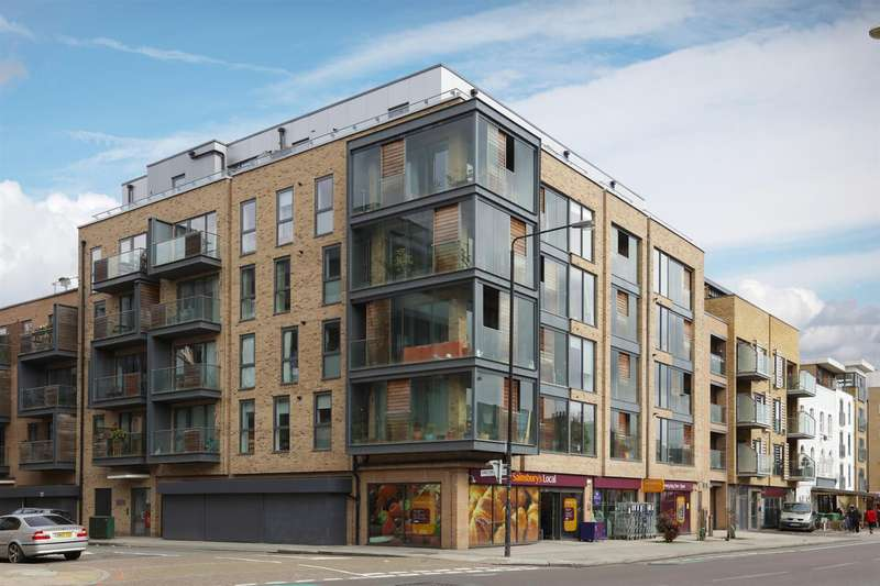 2 Bedrooms Flat for sale in Carlton Grove, Peckham, SE15