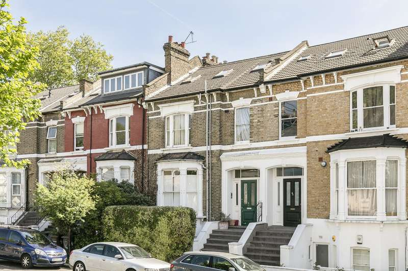 2 Bedrooms Flat for sale in Alkham Road, London, N16