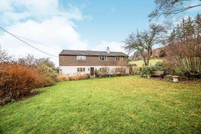 4 Bedrooms Detached House for sale in Nant Y Ffrith, Bwlchgwyn, Wrexham, Wrecsam, LL11