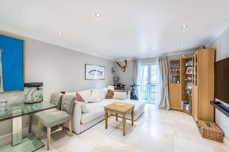 2 Bedrooms Flat for sale in Russell Road, Holland Park, W14