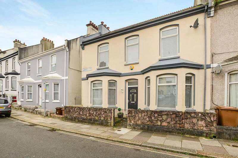 3 Bedrooms House for sale in Admiralty Street, Keyham, Plymouth, Devon, PL2