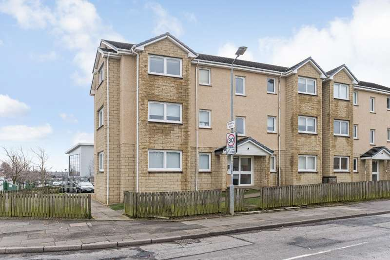 2 Bedrooms Apartment Flat for sale in Boswell Drive, Blantyre, Glasgow, G72