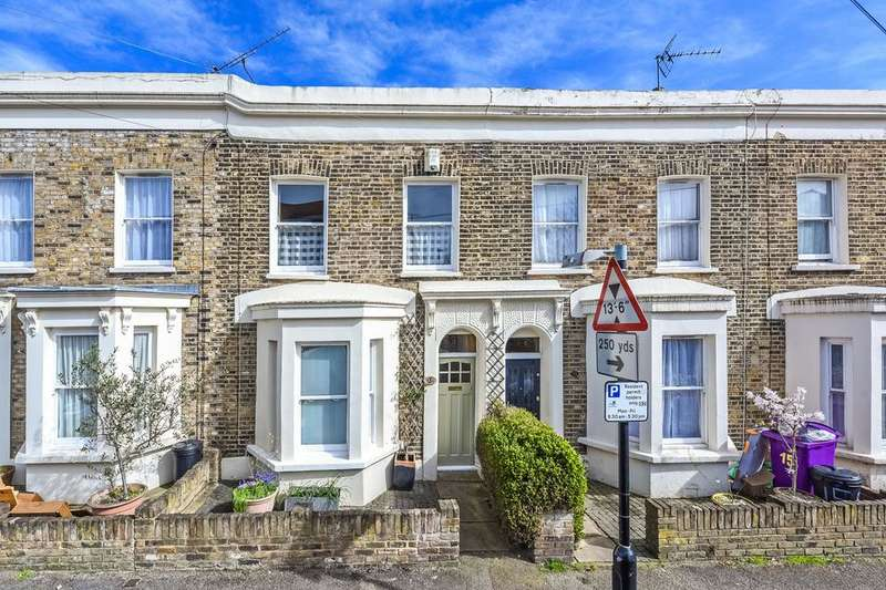 3 Bedrooms House for sale in Spanby Road, London E3