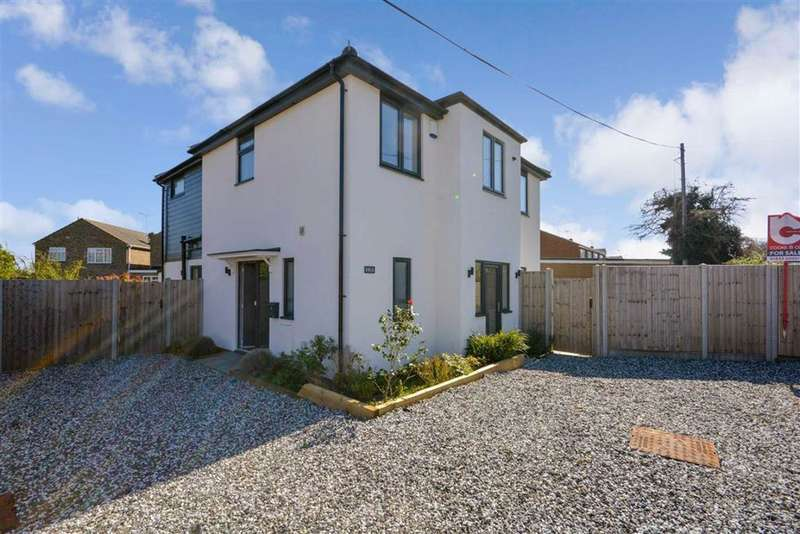 4 Bedrooms Detached House for sale in Ramsgate Road, Broadstairs, Kent