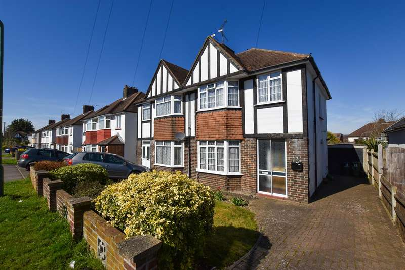 3 Bedrooms Semi Detached House for sale in Birch Tree Way, Maidstone