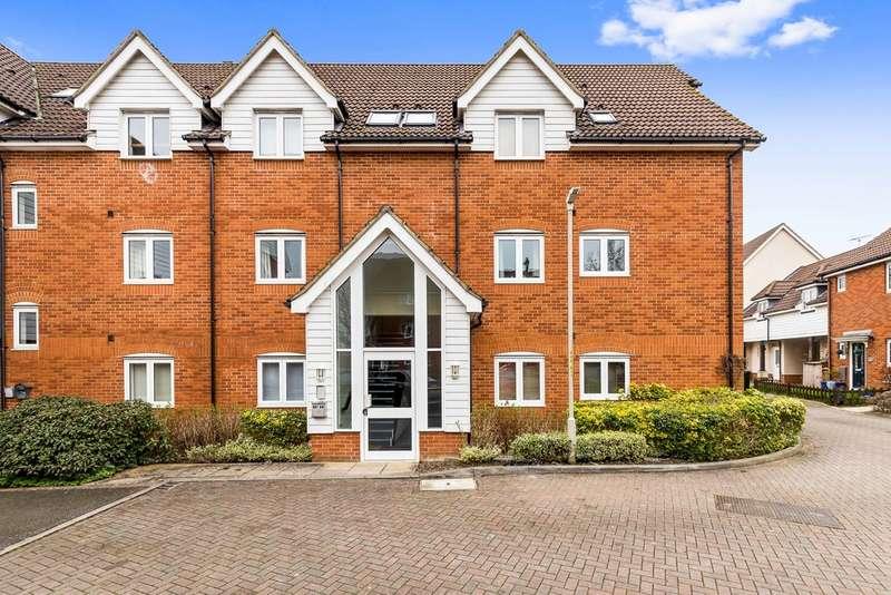 2 Bedrooms Apartment Flat for sale in Galloway Drive , Kennington, Ashford TN25