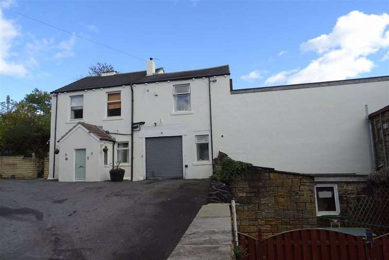 6 Bedrooms Link Detached House for sale in Stocks Bank Road, Mirfield, Mirfield