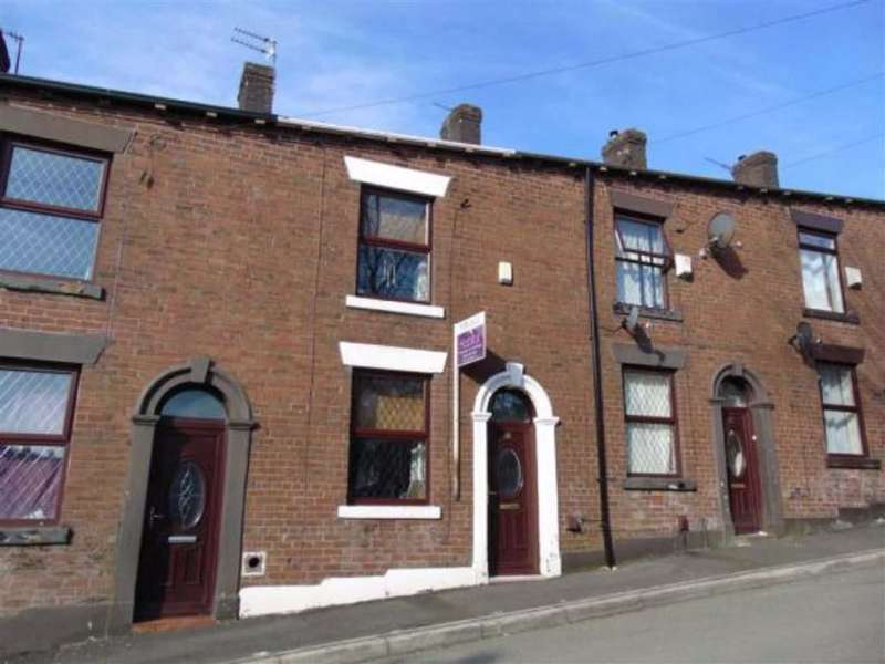 2 Bedrooms Terraced House for sale in Cornhill Street, Oldham