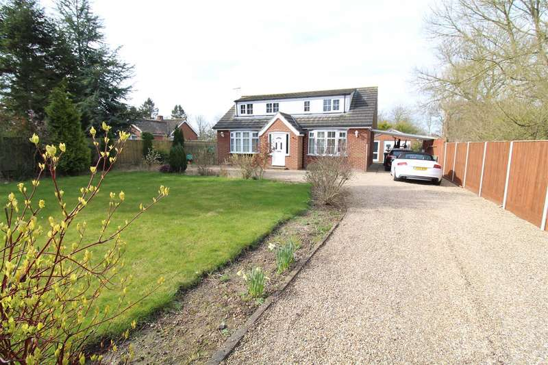 3 Bedrooms Detached Bungalow for sale in Hull Road, Seaton