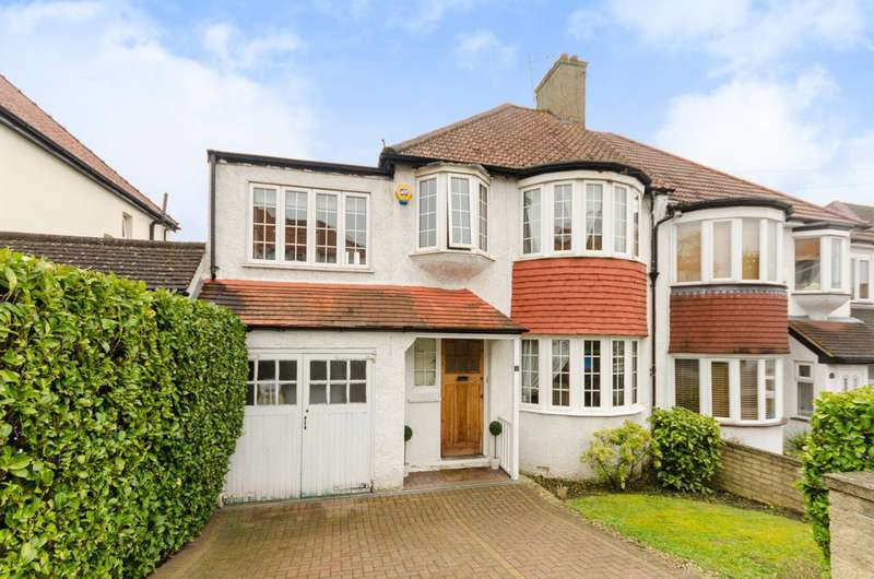 4 Bedrooms House for sale in Croft Road, Norbury, SW16
