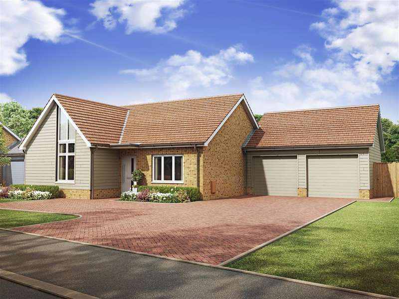 2 Bedrooms Detached Bungalow for sale in The Claremont, Mulberry Place, Cockreed Lane, New Romney