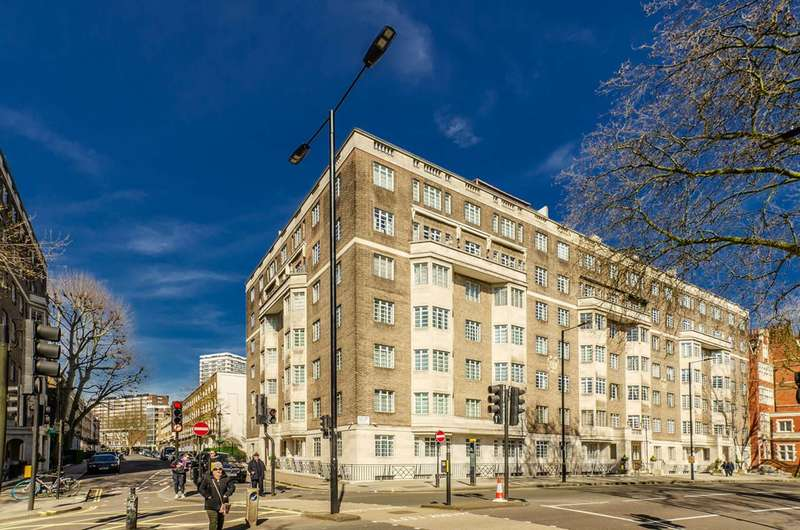 4 Bedrooms Flat for sale in Albion Street, Connaught Village, W2