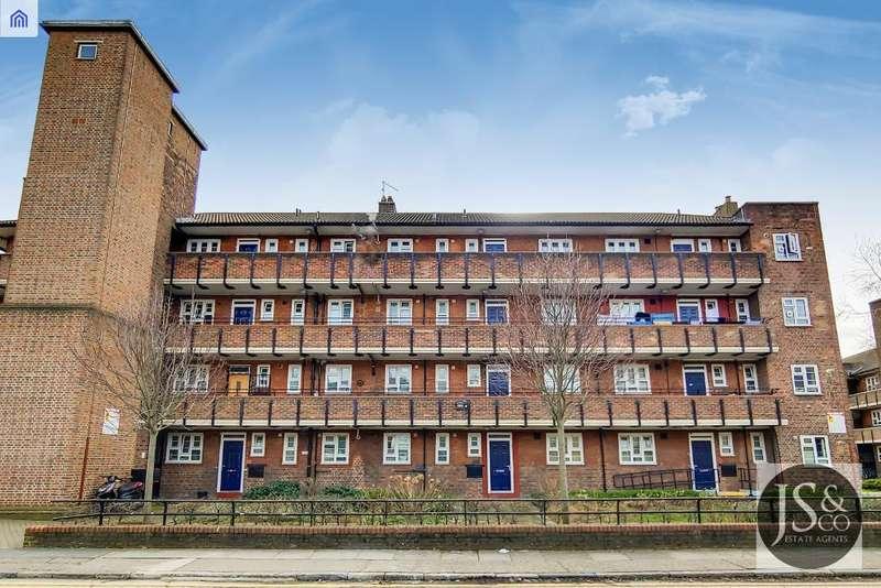 2 Bedrooms Flat for sale in Ernest Street, London, London, E1 4SN