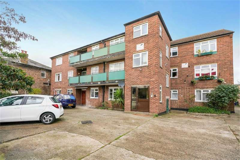 2 Bedrooms Apartment Flat for sale in Avenue Road, London, W3