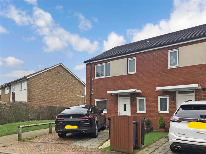 3 Bedrooms Semi Detached House for sale in Waltham Place, , Ashford, Kent