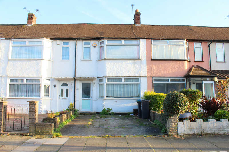 3 Bedrooms Terraced House for sale in Shirley Grove, Edmonton N9
