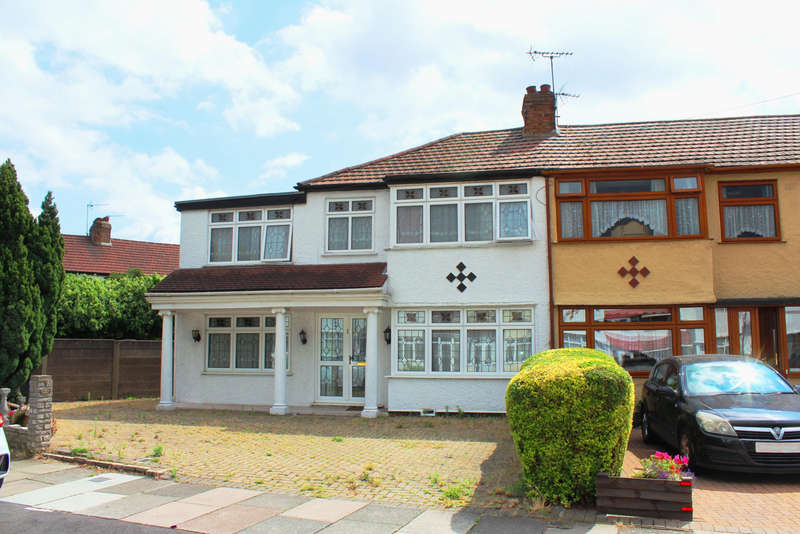4 Bedrooms End Of Terrace House for sale in Scarborough Road, Edmonton N9