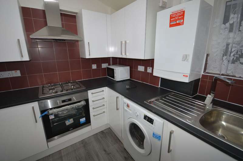 3 Bedrooms Flat for sale in Gwendoline Avenue, Upton Park