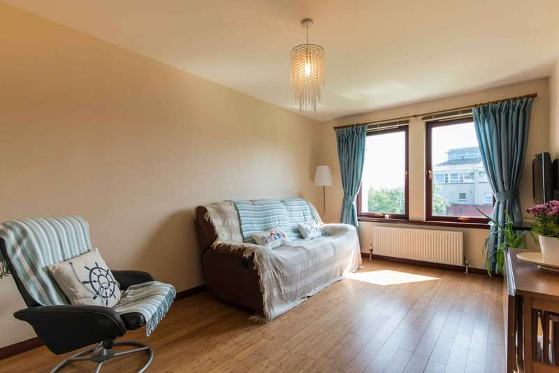 2 Bedrooms Flat for sale in Picktillum Place, Kittybrewster, Aberdeen, AB25 3AW