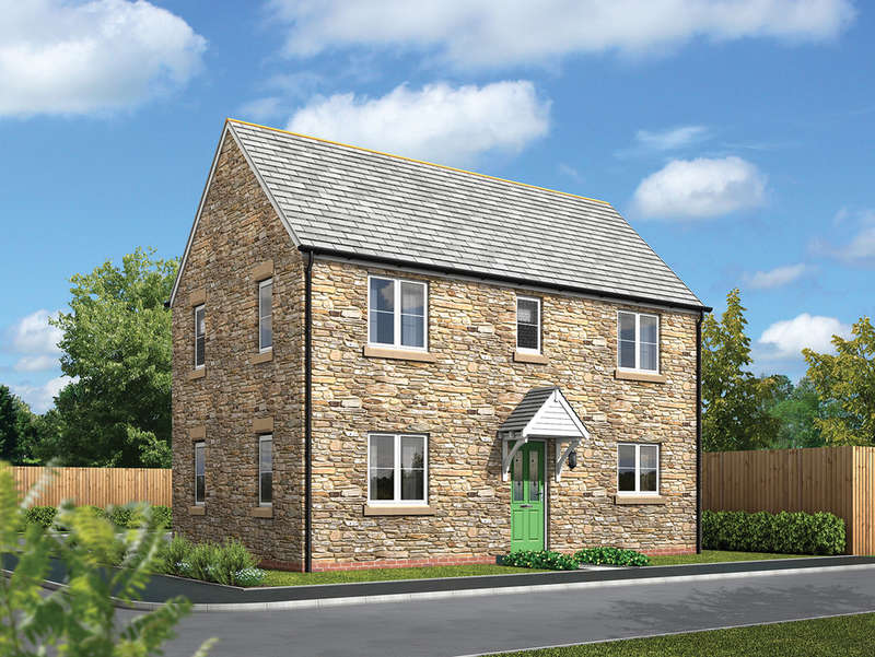 3 Bedrooms Detached House for sale in St Ann's Chapel, Gunnislake