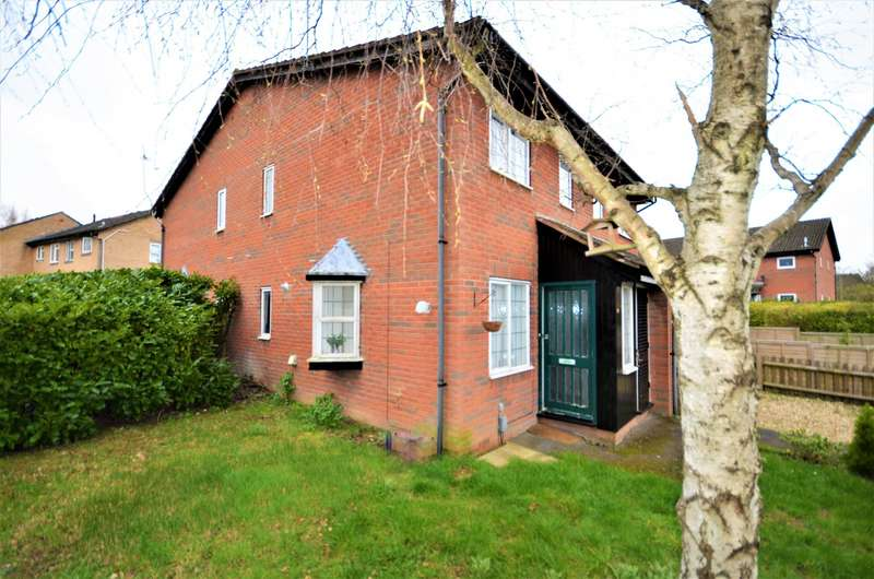 1 Bedroom House for sale in Harbourne Gardens, West End, Southampton, SO18