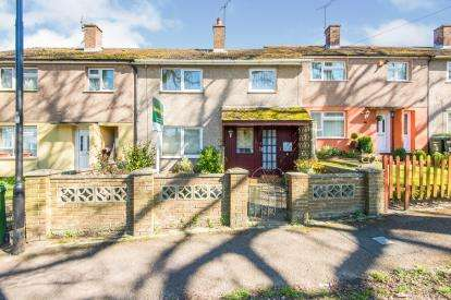3 Bedrooms Terraced House for sale in Harefield, Southampton, Hampshire