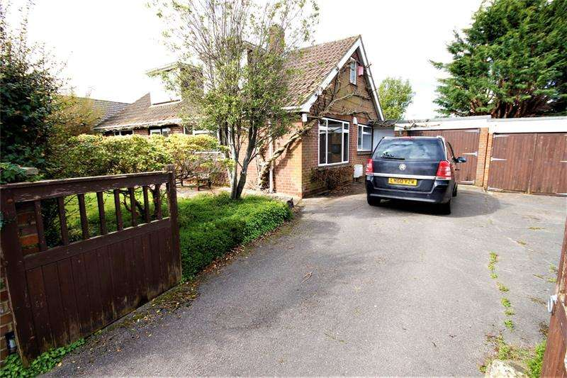 4 Bedrooms Detached House for sale in Cruse Close, Sway, Lymington, Hampshire, SO41