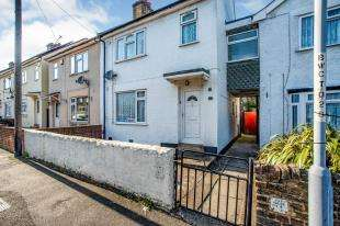 3 Bedrooms Terraced House for sale in Waterdales, Northfleet, Gravesend, Kent