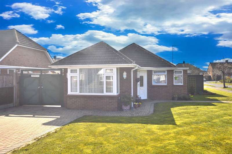 2 Bedrooms Detached Bungalow for sale in Chedworth Way, Cheltenham, Glos, GL51