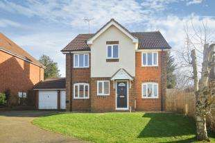 4 Bedrooms Detached House for sale in Fountains Close, Willesborough, Ashford, Kent