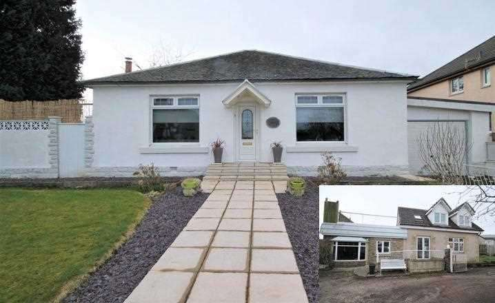 6 Bedrooms Detached House for sale in Almar, Carnbroe Road, Coatbridge